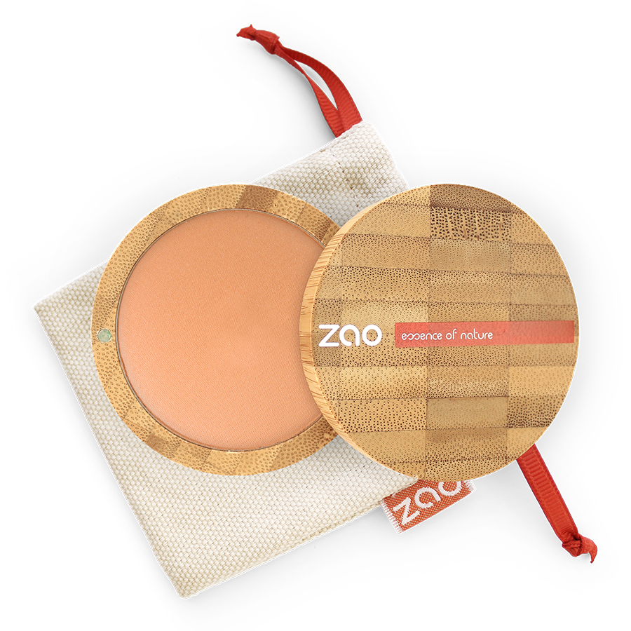 ZAO Mineral Cooked Bronzer 347 Natural glow