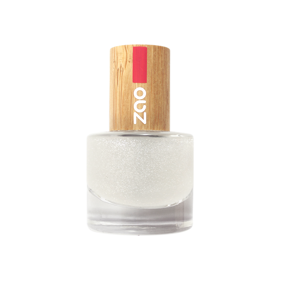 ZAO Glitter Top Coat 665