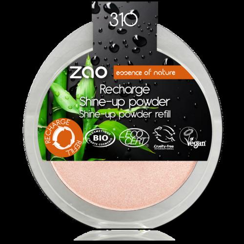 ZAO Refill Shine-up Powder 310 Pink Champagne