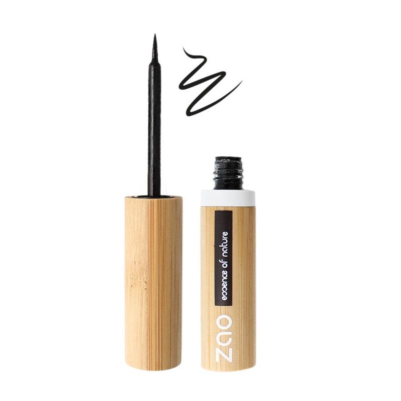 ZAO Liquid Eyeliner Felt Tip 066 Black