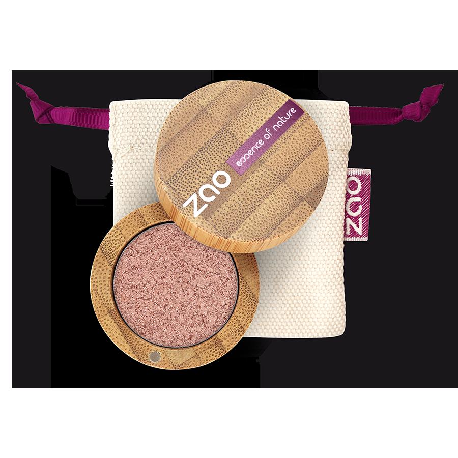 ZAO Ultra Shiny Eye Shadow 271 Pinkish Copper
