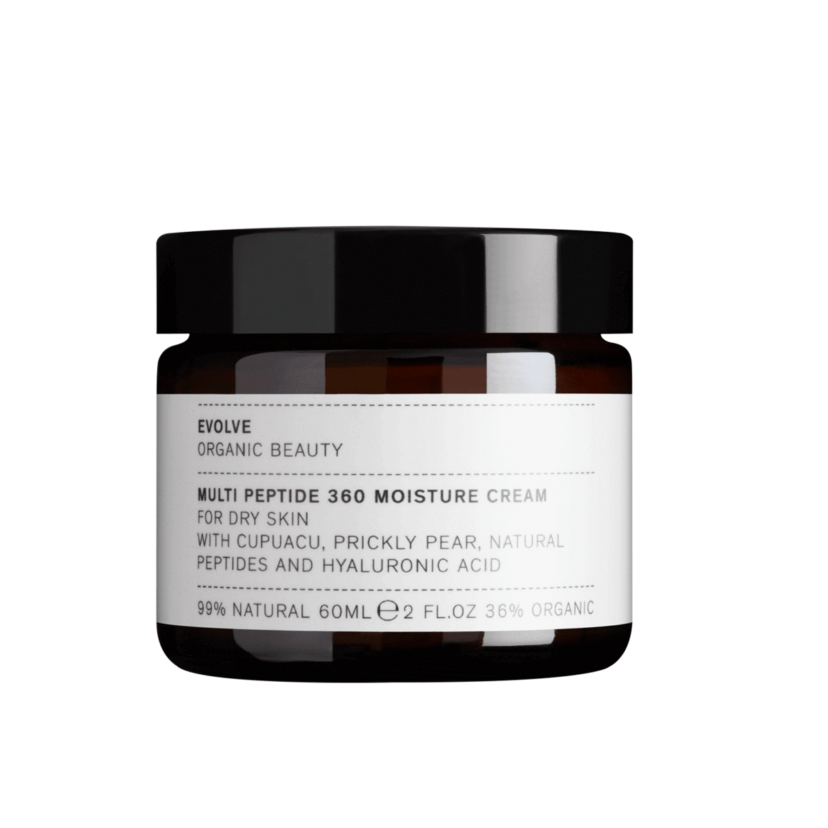 EVOLVE Multi Peptide 360 Moisture Cream 60ml