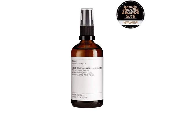 EVOLVE Liquid Crystal 2in1 Micellic Cleanser 100ml
