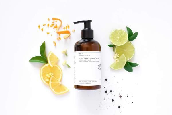 EVOLVE Citrus Blend Aromatic Lotion 250ml