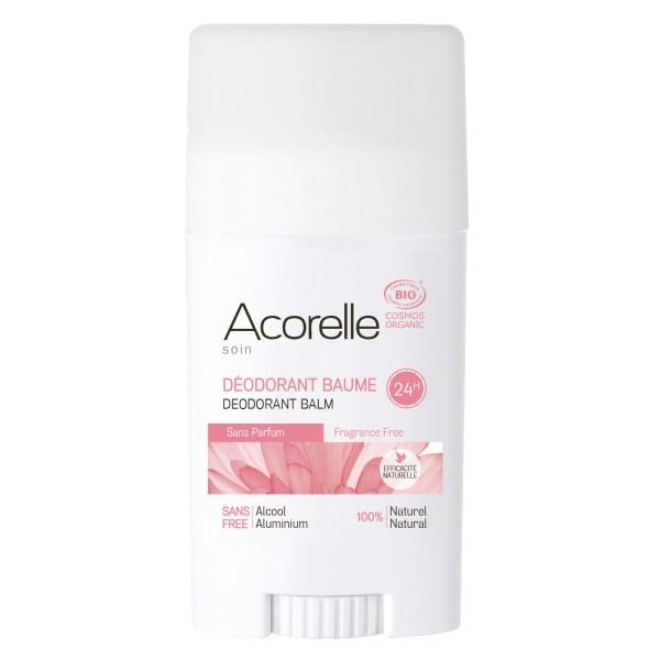Acorelle Fragrance Free Deodorant Stick