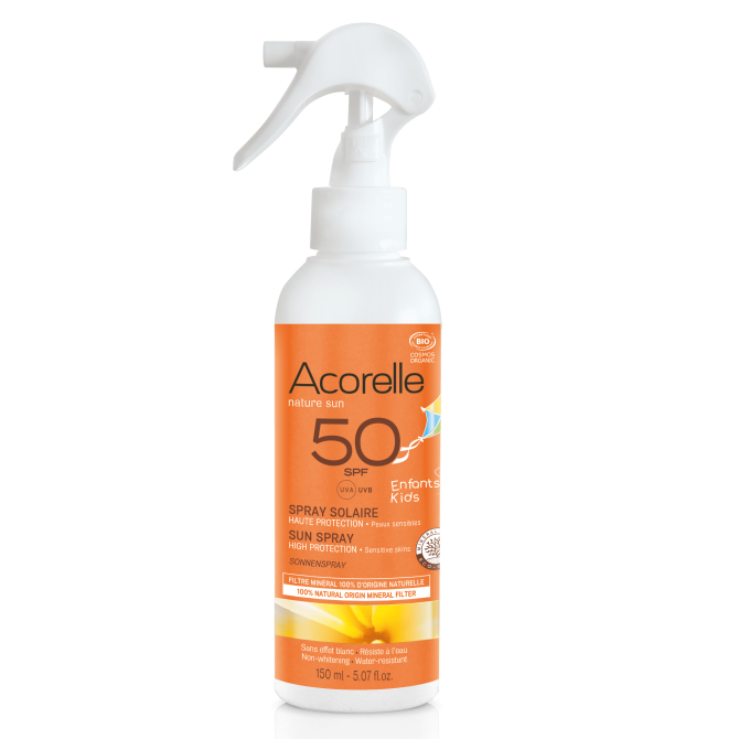 Acorelle Kids Sun Spray SPF 50 - 150ml