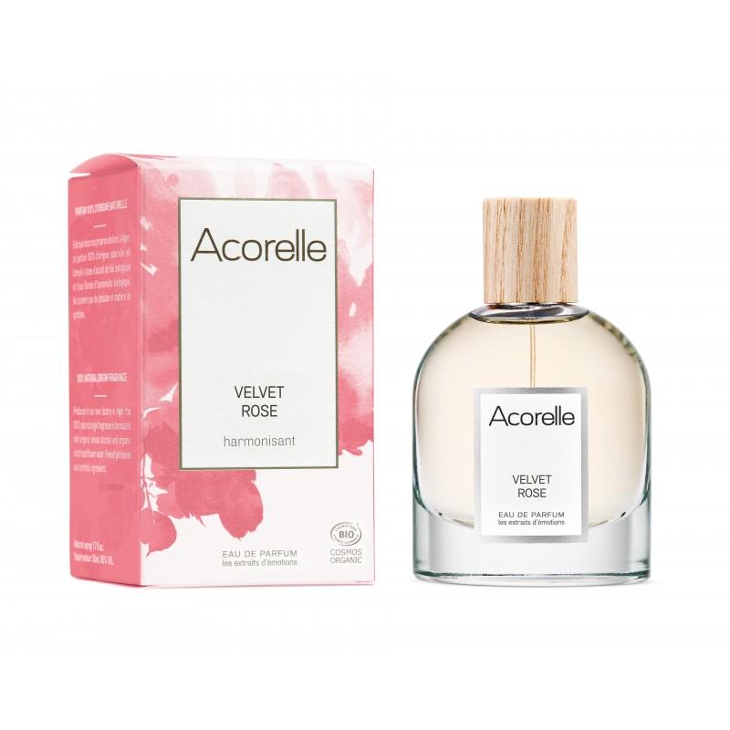 Acorelle Eau de Parfum Silky Rose 50ml