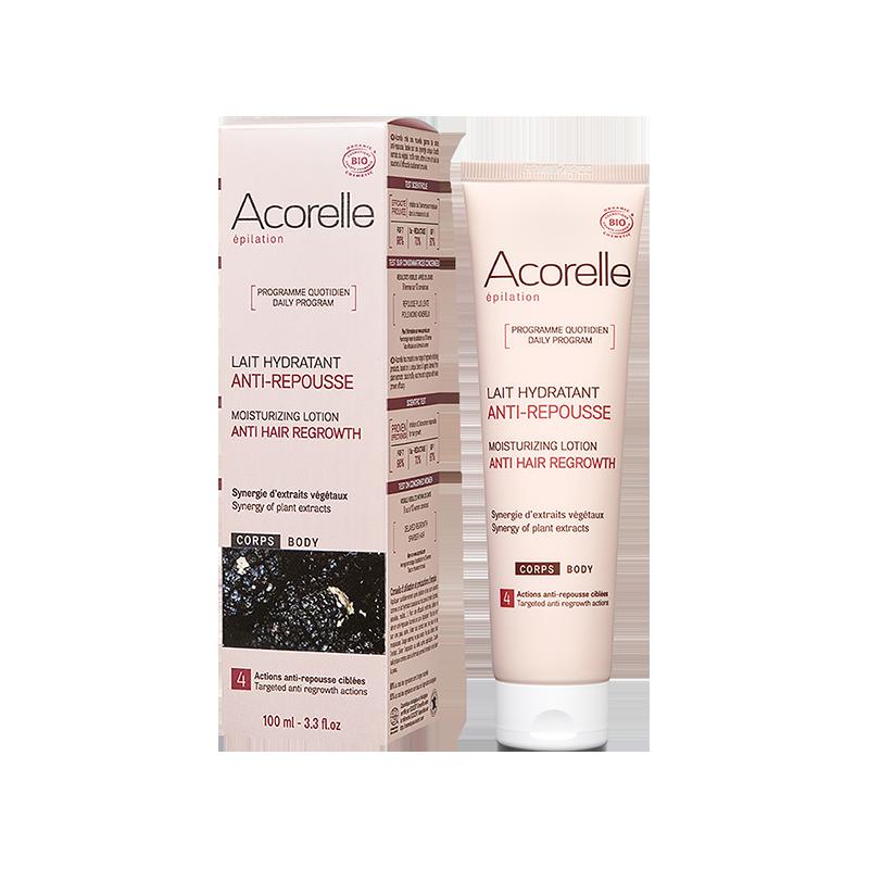 Acorelle Anti Hair Regrowth Moisturizing Body Lotion 100ml