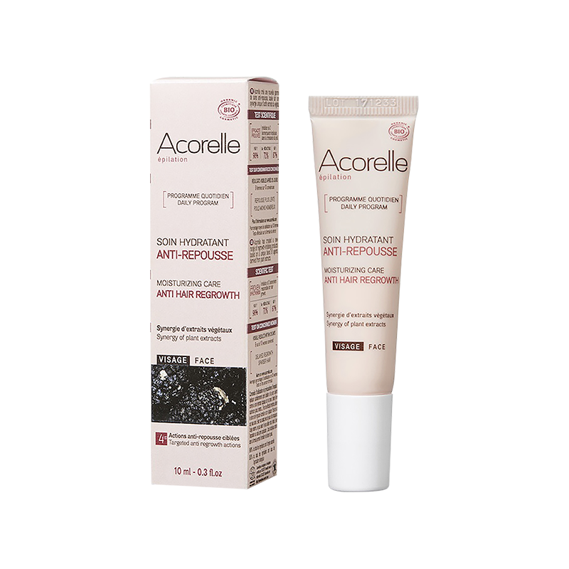 Acorelle Anti Hair Regrowth Facial Moisturizer 10ml