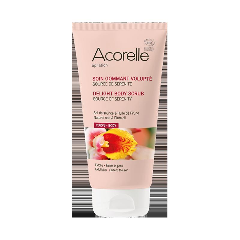 Acorelle Delight Body Scrub 150ml
