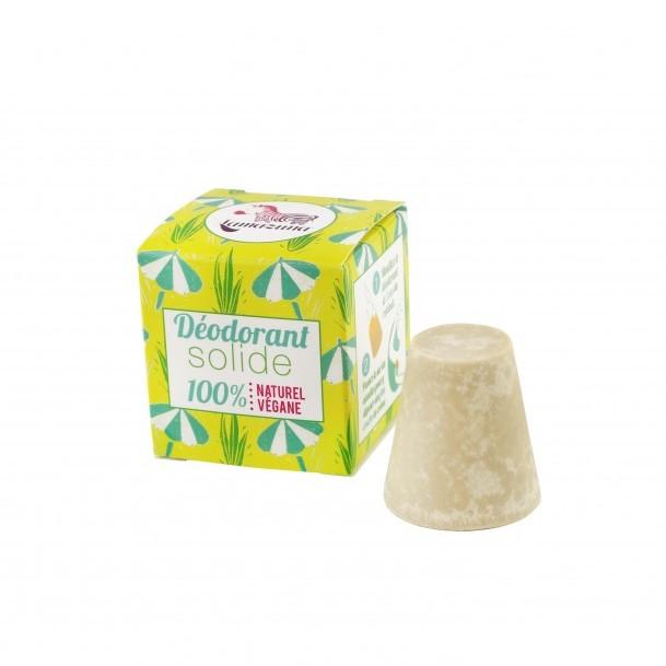 LAMAZUNA Solid Palmarosa Deodorant 30g