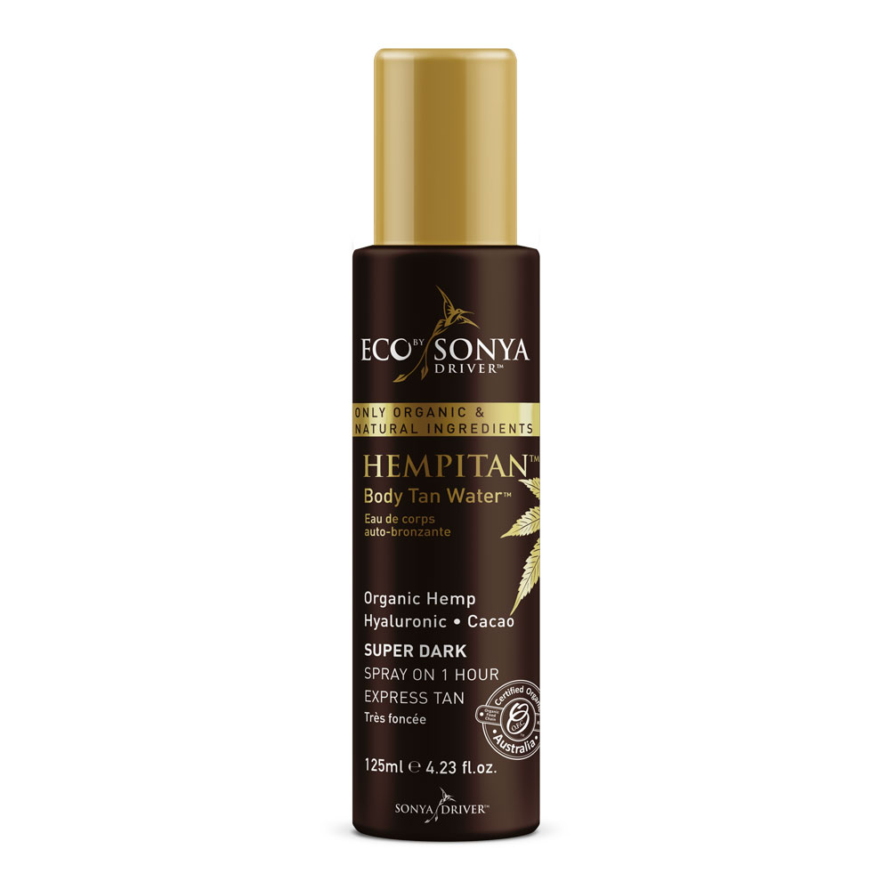 Eco by Sonya Hempitan Body Tan Water Selvbruner 125ml