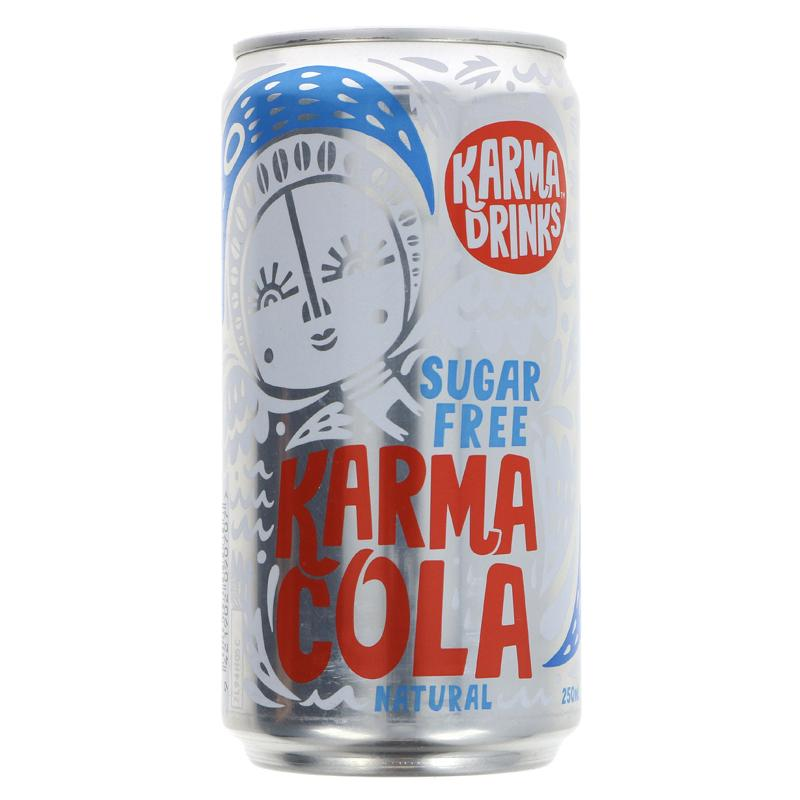Karma Cola - sugar free - 250ml