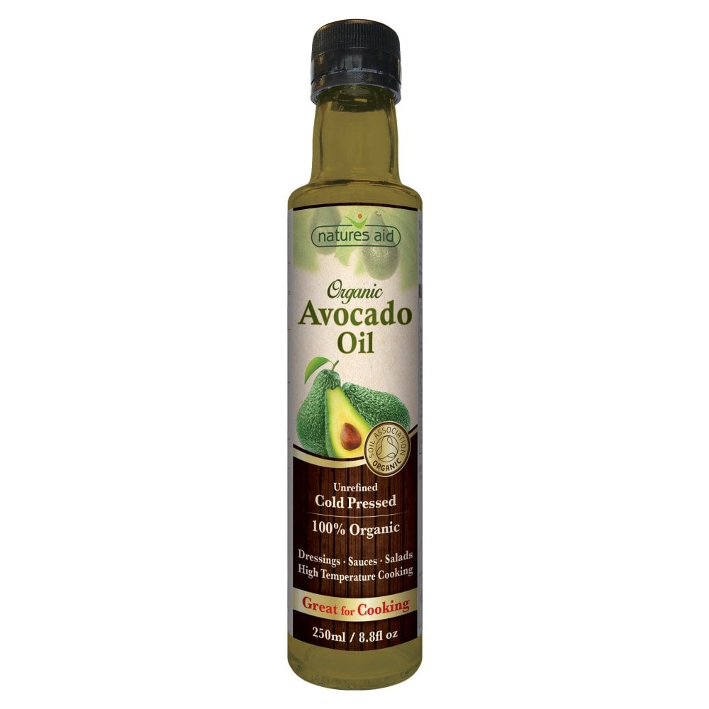 Natures Aid - Superfood Oils Avocado Oil Organic