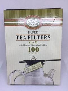 Tefilter papir. 100 stk