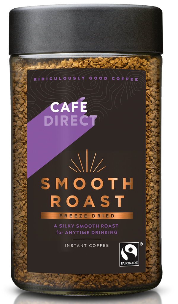 Cafedirect Smooth Roast - 100g
