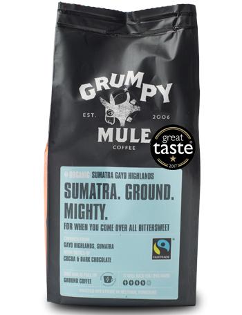 Grumpy Mule Sumatra Gayo Highlands 227 g