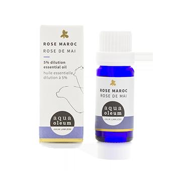 Aqua Oleum Rose Maroc - 5% - 10ml