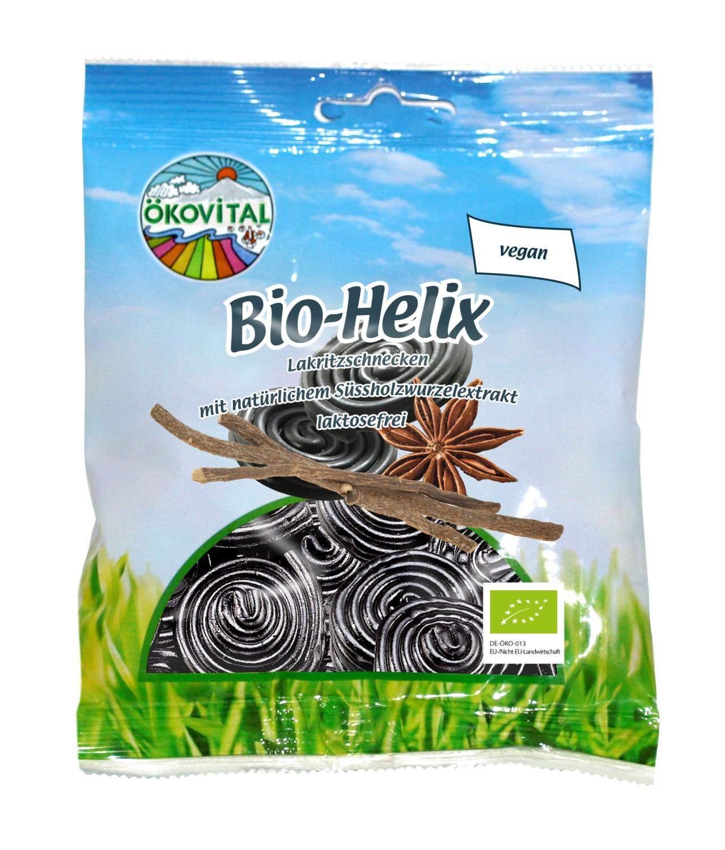 Lakris, 100 g, vegan, økologisk, Ökovital