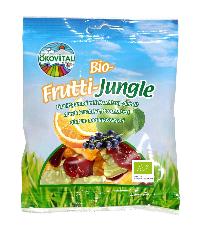 Jungel miks, glutenfri, laktosefri, 100 g, økologisk, Ökovital