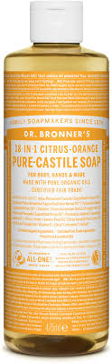 Dr. bronner Sitrussåpe 475 ml