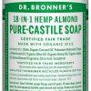 Dr. bronner mandel såpe 475 ml