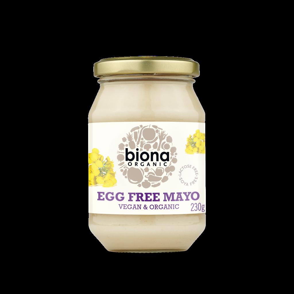 Biona Mayo - Egg & Soya Free - 230g