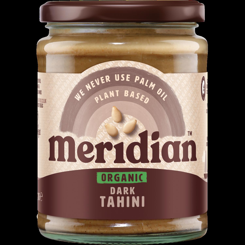 Meridian Mørk Tahini - 270g