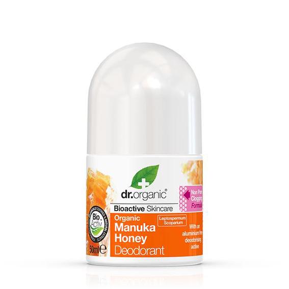 Dr. Organic Deo Manuka 50ml