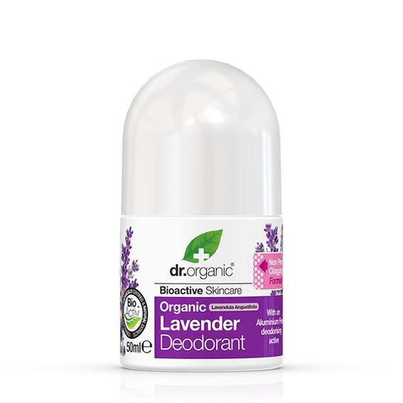 Dr. Organic Deo Lavendel 50 ml