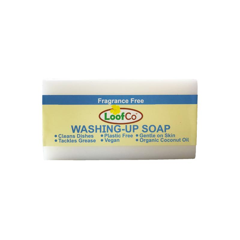 Loofco Washing Up Soap - No Fragrance - 100g