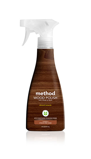Method Wood Polish Spray 354ml