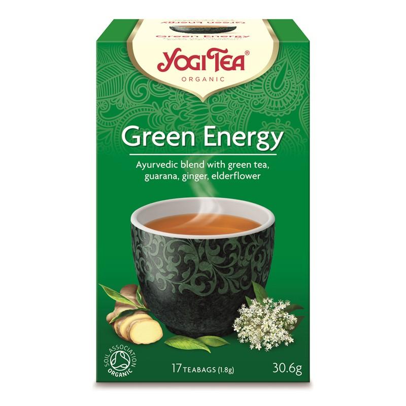 Yogi Green energy 17 poser