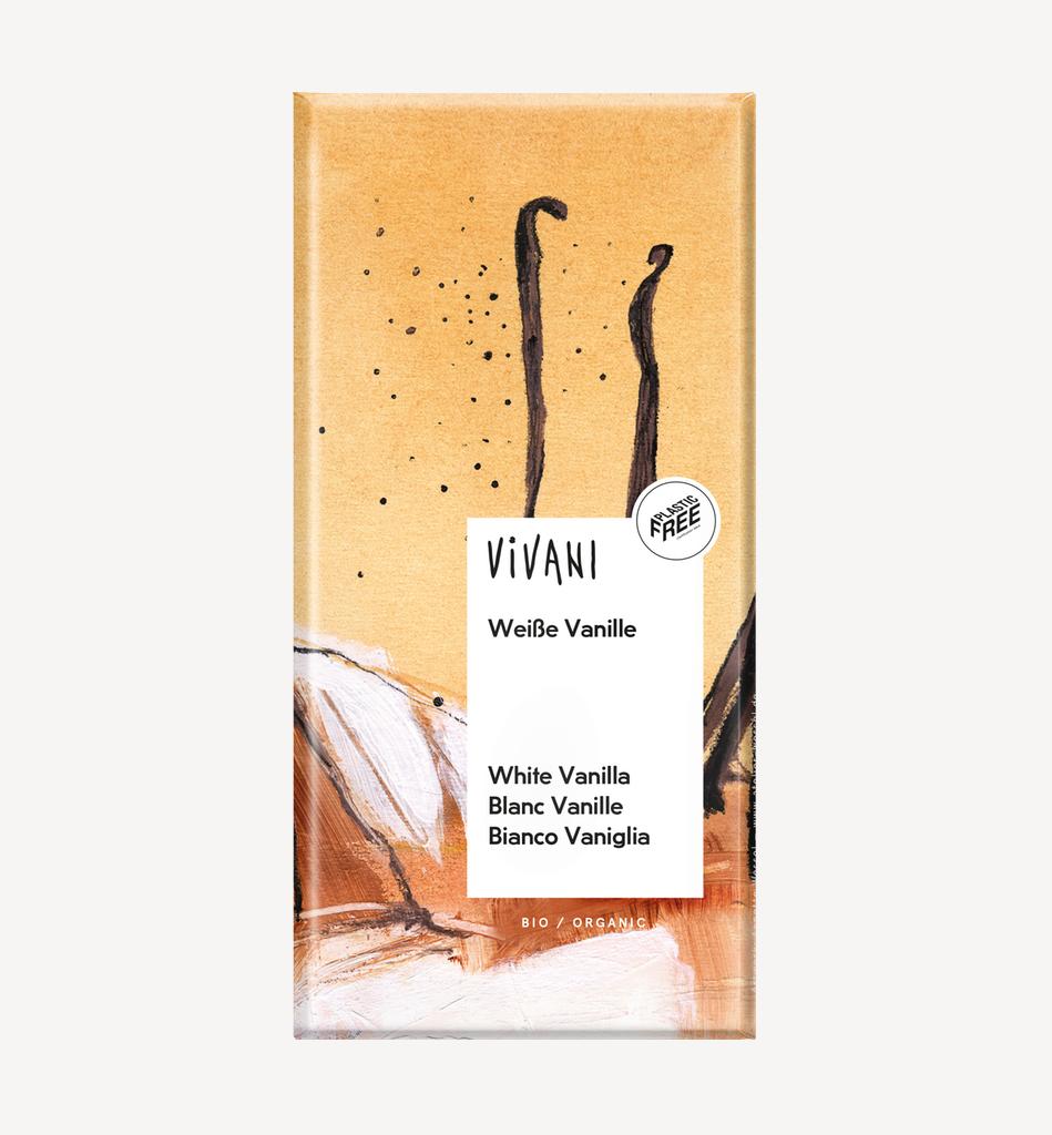 Vivani Hvit m/vanilje