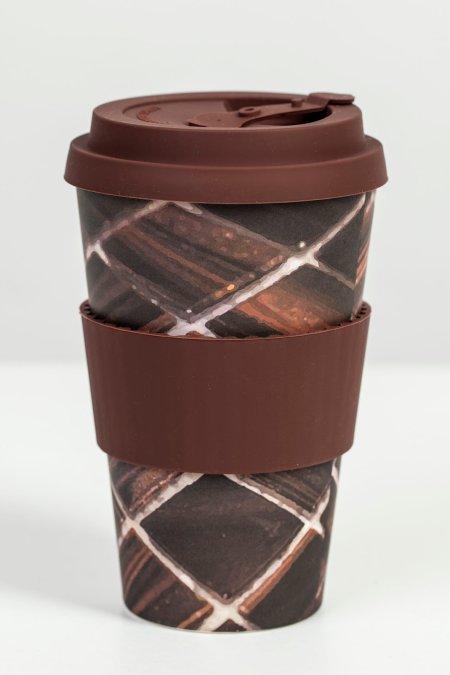 CareCup - Brown Mosaik