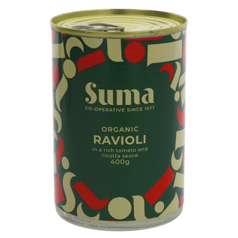 Suma Ravioli with Tomato & Ricotta - 400g