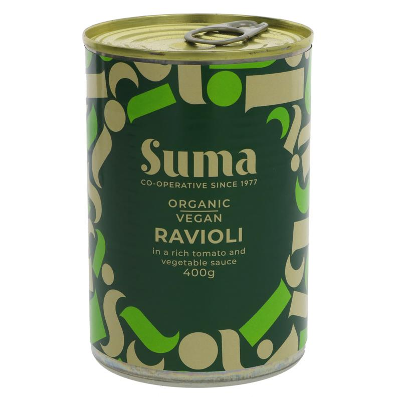 Suma Ravioli with Vegetable Sauce - 400g