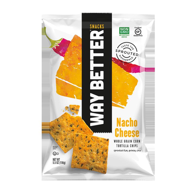 Way Better Snacks Nacho Cheese 156g