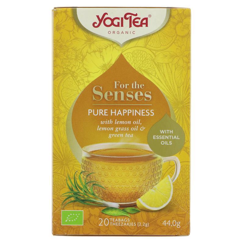 Yogi Tea Pure Happiness - 20 bags