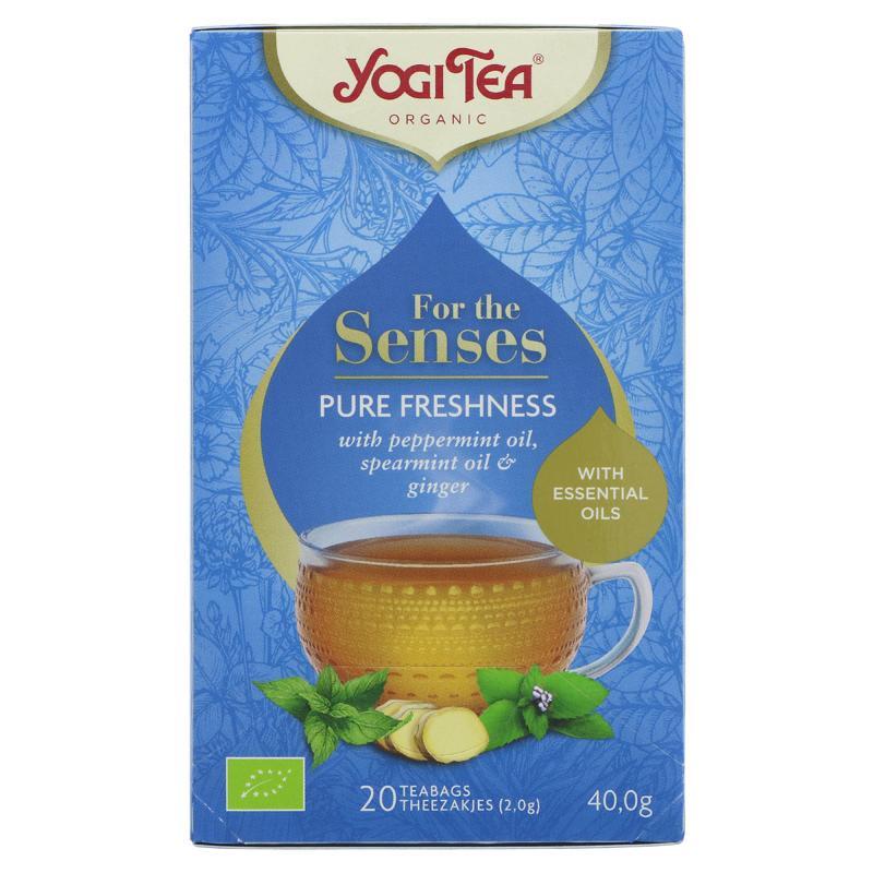 Yogi Tea Pure Freshness - 20 bags