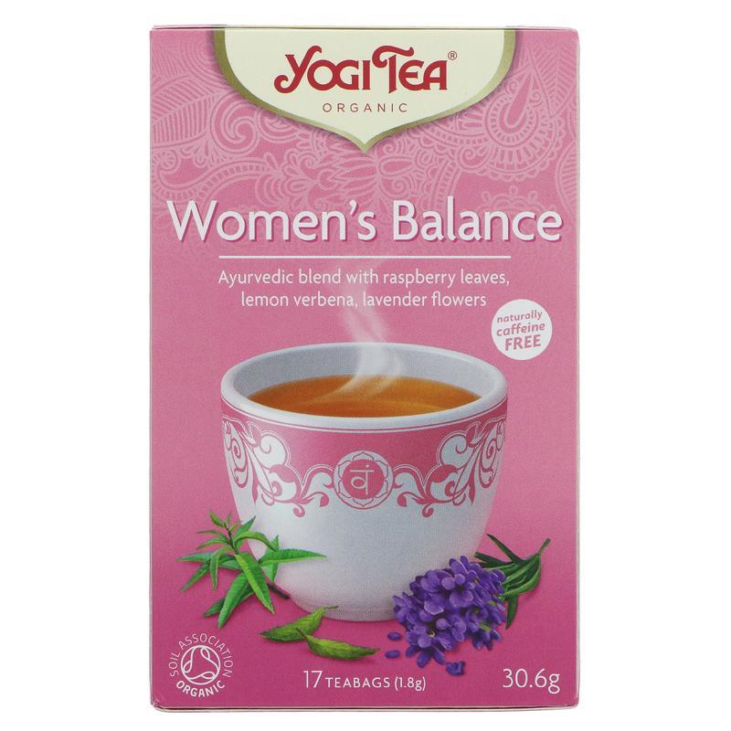 Yogi Tea women's Balance Tea - 17 bags