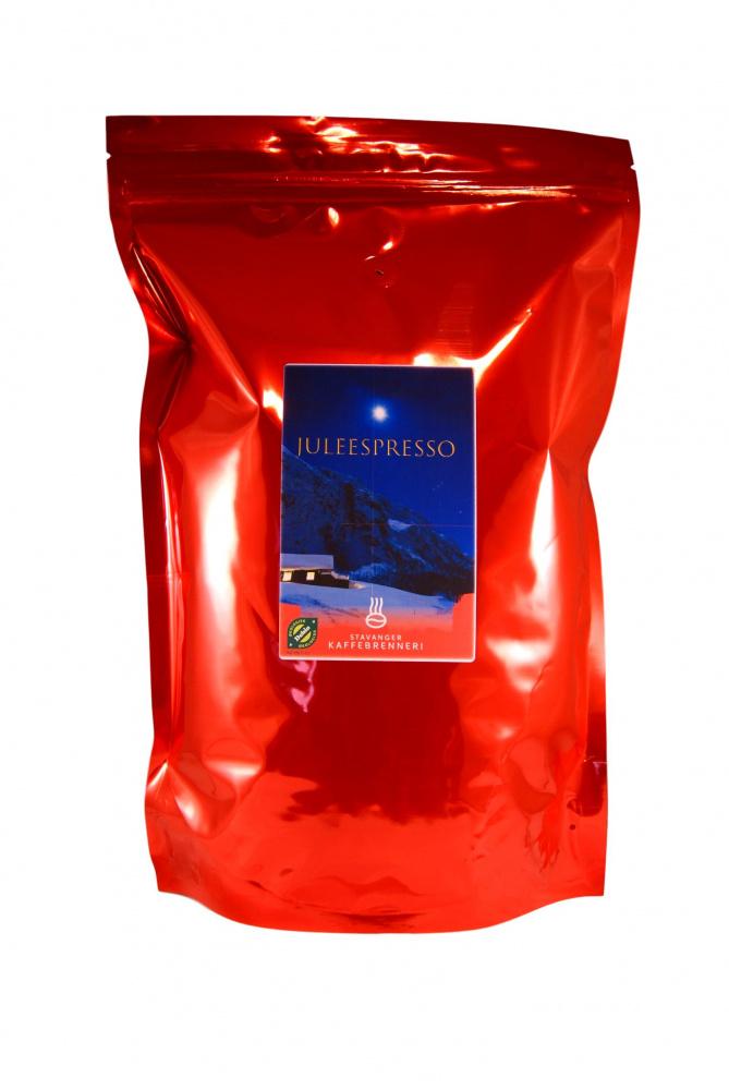 Jule Espresso Stavanger Kaffebrenneri, 1 kg økologisk