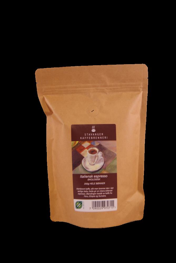 SK Espresso Italienskbrent øko 250g