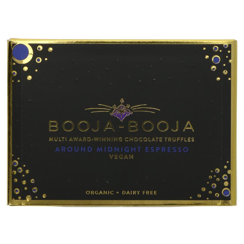 Booja-booja Around Midnight Espresso - 92g