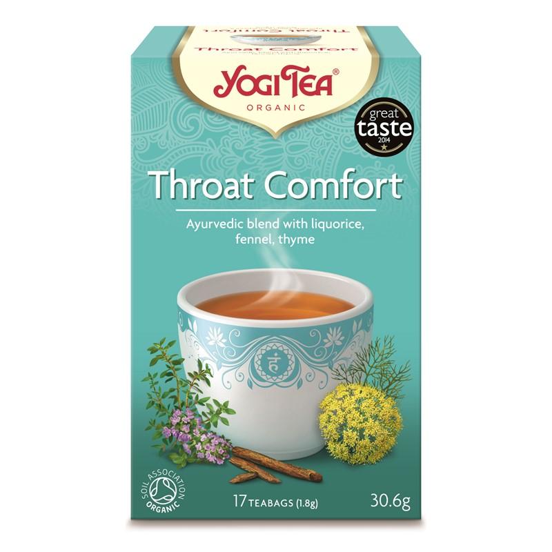 Yogi Throat Comfort