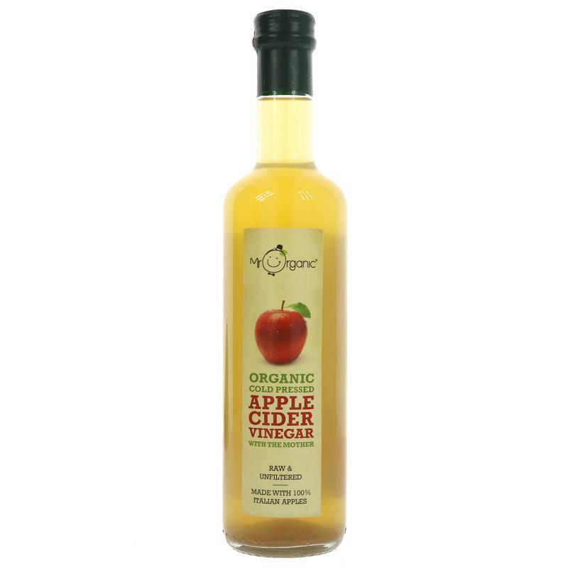 Mr Organic Apple Cider Vinegar 500ml