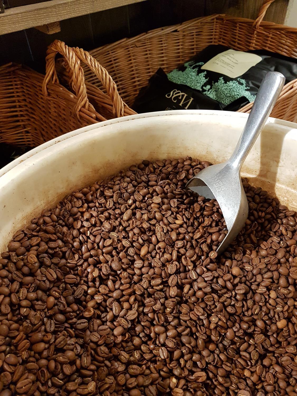 Økologisk Kaffe Løsvekt (Koffeinfri - Swiss Water)