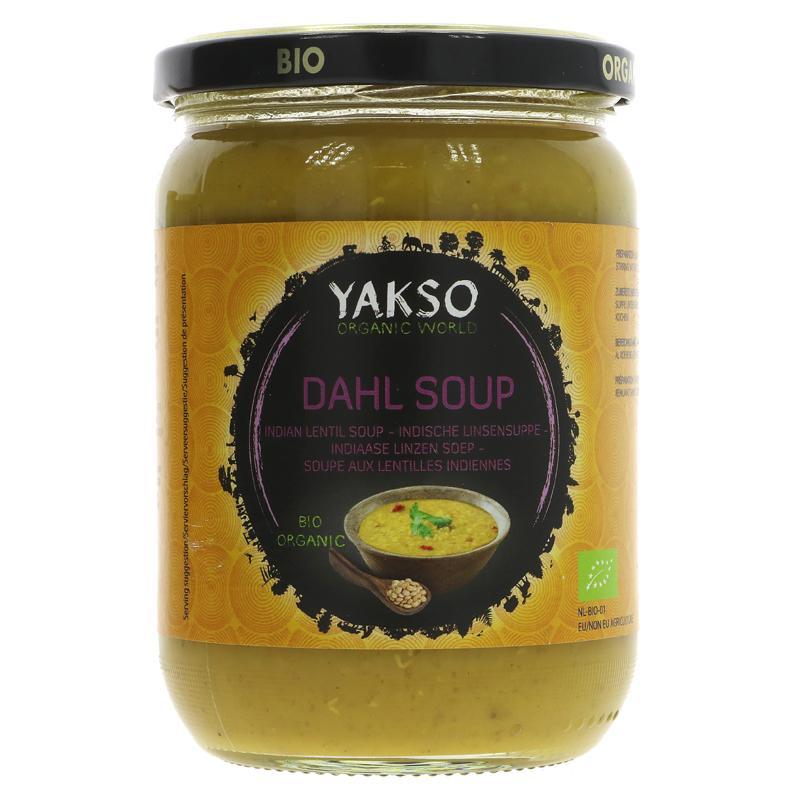 Yakso Dahl - Indian Lentil Soup - 500ml