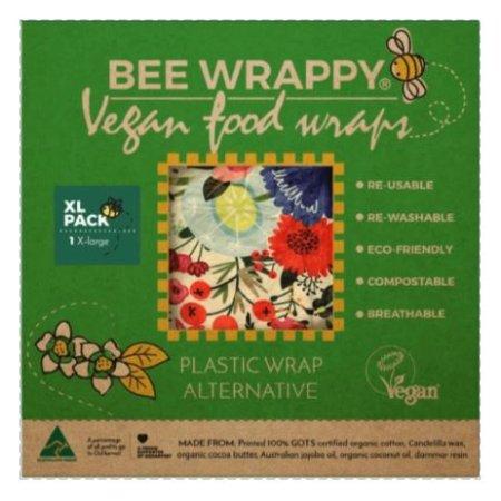 Bee Wrappy veganske voksark, XL