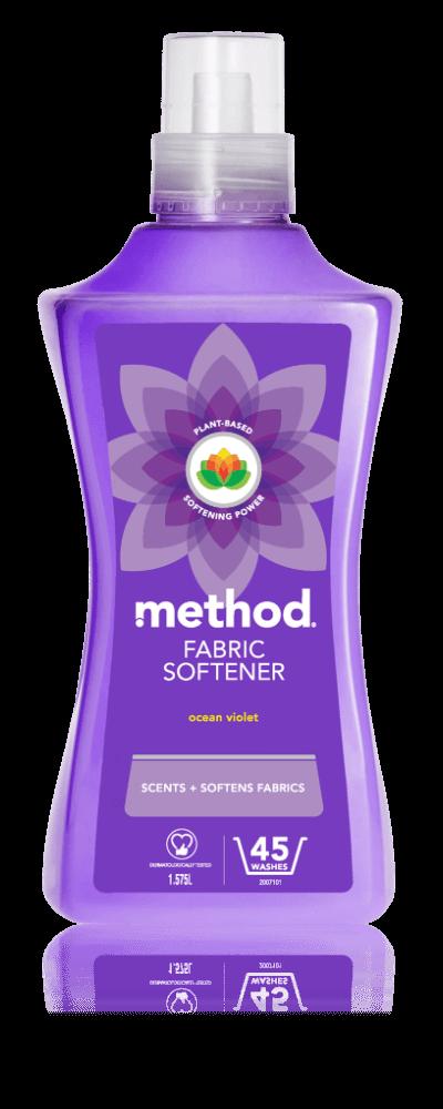Method Fabric Softener - Ocean Violet - 1.575l